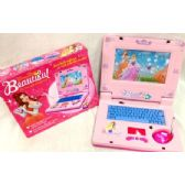 12 Units of Princess Music Computer Light Up Toys - Girls Toys