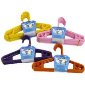 48 Units of 10pc Kid's Hangers - Hangers