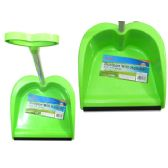 48 Units of Dustpan With Handle - Dust Pans