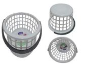 48 Units of Laundry Basket - Laundry  Supplies