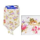 96 Units of TABLERUNNER - Table Cloth