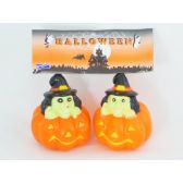 144 Units of DECOR.HALLOWEEN 2 PC SETWITCH/GHOST - Halloween & Thanksgiving