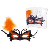 288 Units of Halloween Mask With Glitter - Costume Accessories