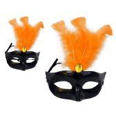 108 Units of Halloween Masquerade Mask - Halloween & Thanksgiving