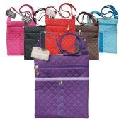 48 Units of Fashion Shoulder Bag Quilt - Shoulder Bags & Messenger Bags