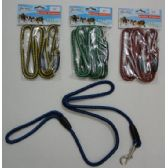 "36 Units of 48"" Dog Rope Leash"