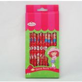 72 Units of PENCIL COLOR 12PCS IN BOX - Licensed School Supplies