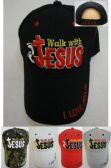 24 Units of Walk with Jesus Hat Baseball Cap
