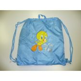 72 Units of LICENSED  TWEETY SLING BAG - Licensed Backpacks