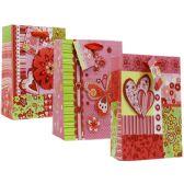 72 Units of BAG XXL LOVE 3D  3ASST - Valentines