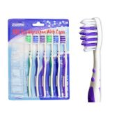 144 Units of 12 Piece Tooth Brush Set
