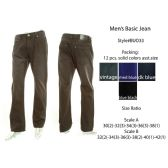 12 Units of Mens Basic Jeans - Mens Jeans