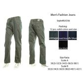 12 Units of Mens Fashion Jeans
