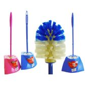 72 Units of TOILET BRUSH W/HOLDER - Toilet Brush