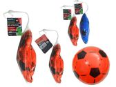 """96 Units of 9.8""""Dia Inflatable Soccer Ball"""
