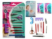 144 Units of 12 Piece Manicure Set - Manicure and Pedicure Items