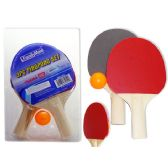 72 Units of 3 Piece Ping Pong Set - Sports Toys