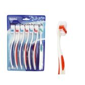 144 Units of Toothbrush 7pc/Set