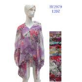 72 Units of Ladies Fashion Printed Scarves - Womens Fashion Scarves