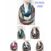 60 Units of INFINITE SCARF - Womens Fashion Scarves