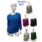 24 Units of Ladies Winter Fashion Sweater - Womens Sweaters & Cardigan