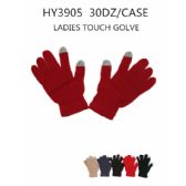 72 Units of LADY'S TOUCH GLOVE - Winter Gloves