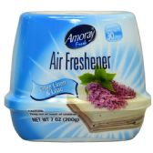 72 Units of Amoray Pull up 7oz Linen & Lilac - Air Freshener