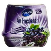 72 Units of Amoray Pull up 7oz Lavender & Juniper - Air Freshener