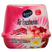 72 Units of Amoray Pull up 7oz Freesia & Lotus - Air Freshener