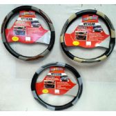 48 Units of Steering Wheel Cover