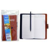 "72 Units of Notebook W/Pen 4x7"""