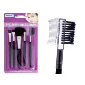 "72 Units of Makeup Brush 5pc 5.25"" - Cosmetics"