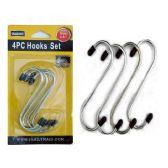96 Units of 4 Piece Hook Sets - Hooks