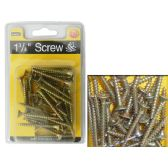 "72 Units of 1 3/4"" Long Screws - Drills and Bits"