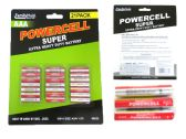 96 Units of Battery 21pk Aaa Heavy Duty