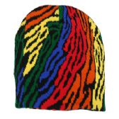 36 Units of Winter Beanie Colorful Hat - Winter Beanie Hats