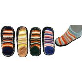 36 Units of Antidepressant Floor Knitted Socks Room Socks - Womens Slipper Sock