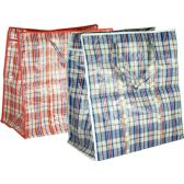60 Units of Shopping Bag 54x54x18cm 2asst