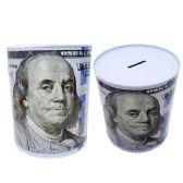 72 Units of Saving Bank Tin New Us Dollar - Coin Holders/Banks/Counter