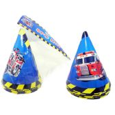 "72 Units of Hats Party 8pc 6.3""Fighting - Party Favors"