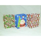 288 Units of X'mas Gift Bags - Christmas Gift Bags