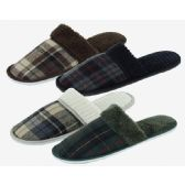 48 Units of Men's Slippers Assorted Color