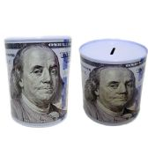 72 Units of Saving Bank Tin - Coin Holders/Banks/Counter