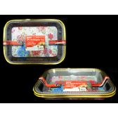 72 Units of Tray 2pc RectANGLE - Tray