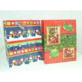 "72 Units of X'mas Gift Bags-Asst Extra Jumbo 20""x28""x7"" - Christmas Gift Bags"