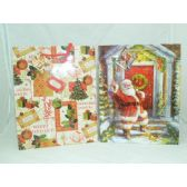 "144 Units of X'mas Gift Bags-Asst. Large 13""x11""x5"""