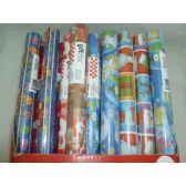 48 Units of 40sq ft Xmas Wrap - Christmas Gift Bags