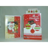 96 Units of Disp Box 3D Xmas Cards   Description Disp Box 3D Xmas Cards - Christmas Cards