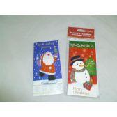 240 Units of 6pk Xmas Money Holder - Christmas