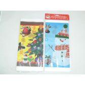 "96 Units of 54X108"" Xmas Table Cover - Christmas"